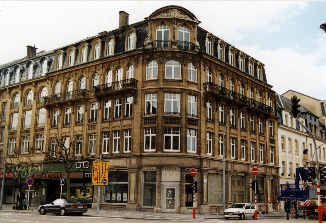 Edificio storico a Lussemburgo (Lussemburgo)