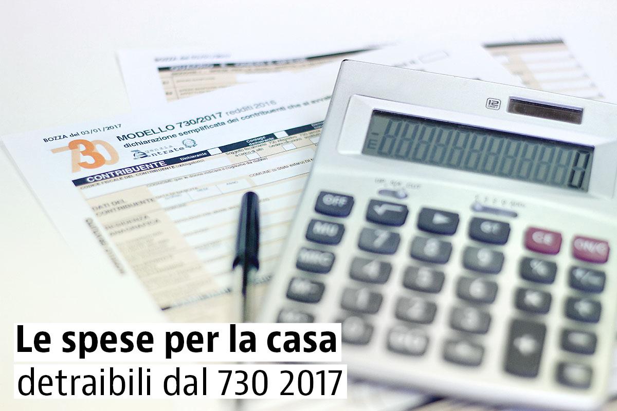 730 2017 detrazioni casa idealista news for Bonus mobili 2017 prima casa