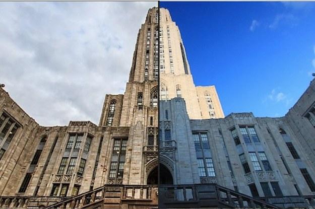 Torre dell'Università di Pittsburg (EUU)