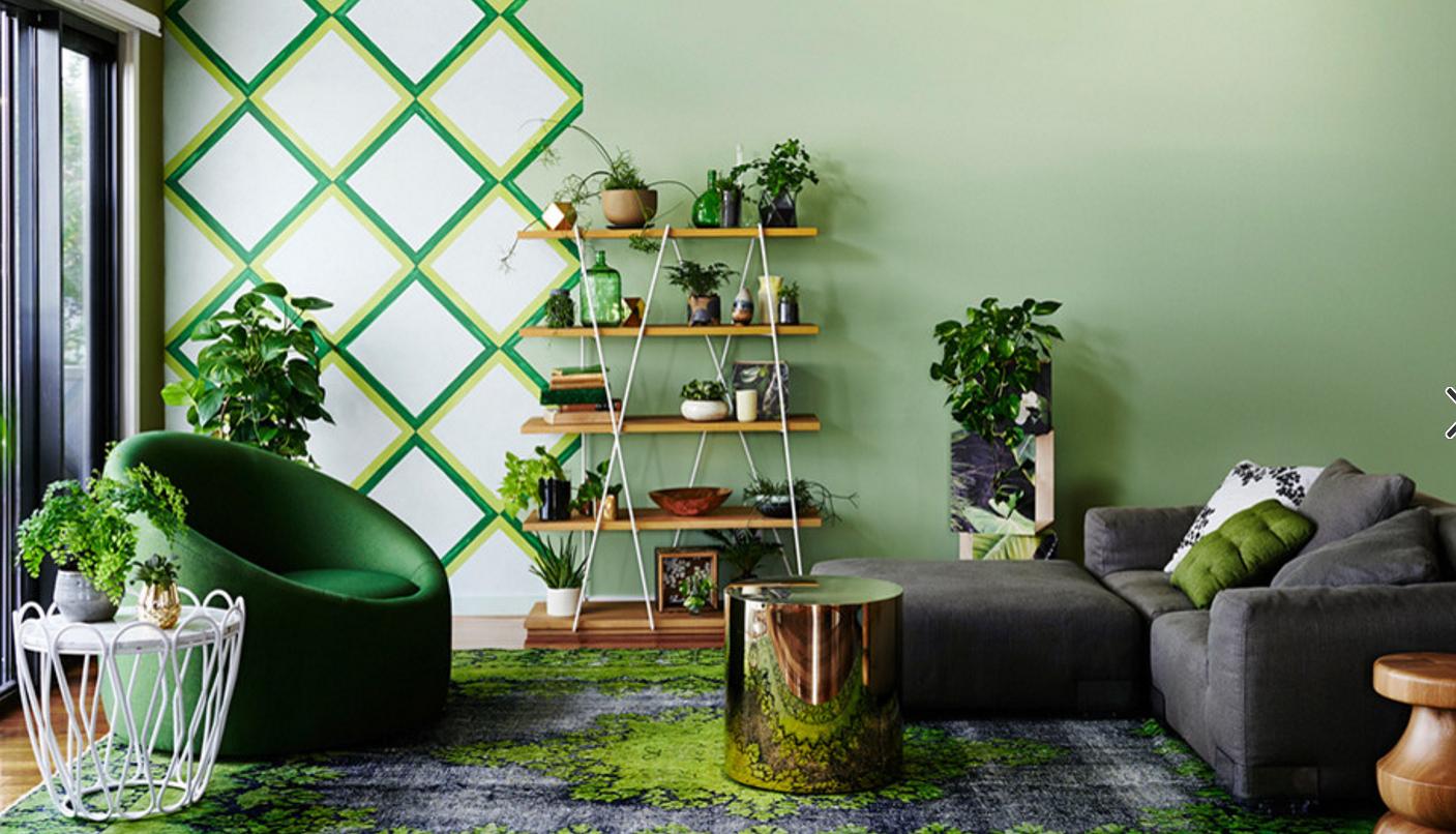 Pareti Stile Etnico : Tendenze arredamento casa — idealista news