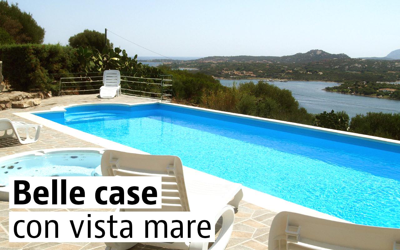 Le case fronte mare pi economiche d 39 italia idealista news for Belle case con piscine