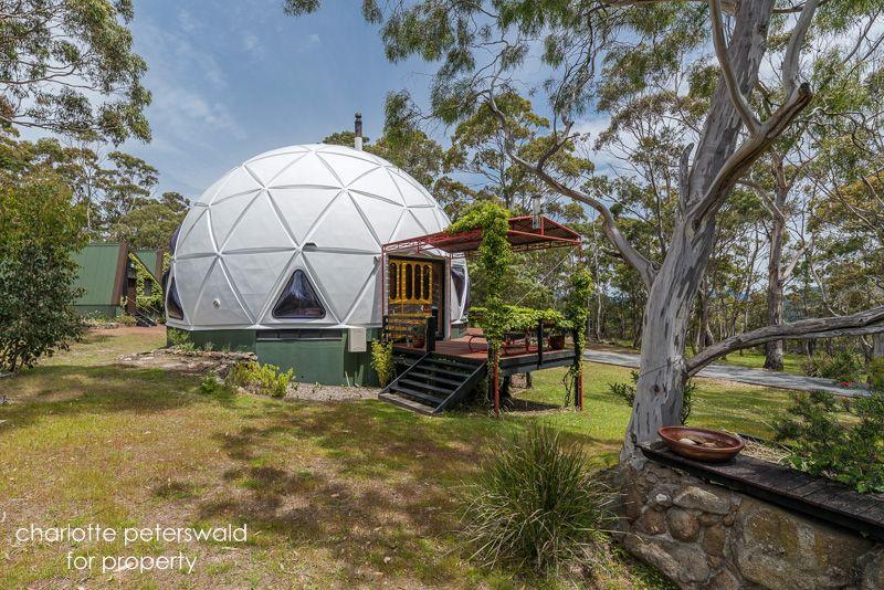 Vivere in un pallone gigante: questa è la casa perfetta per gli ...