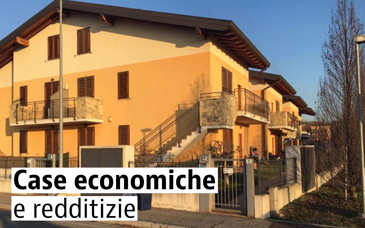 Le 20 case più convenienti da comprare in Italia