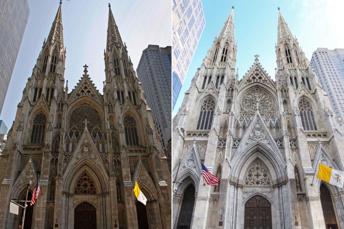 Cattedrale di San Patrick di New York (EEUU)