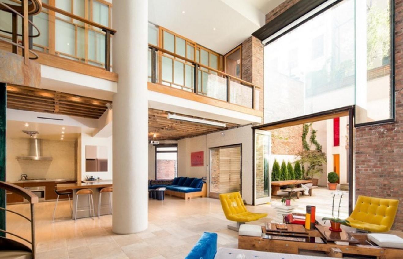 Cabina Armadio Nel York : Lady gaga affitta un attico a new york per mila dollari al mese