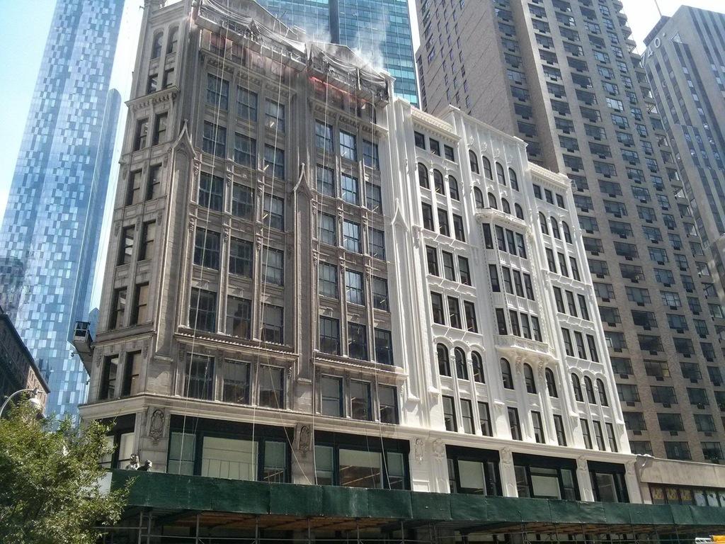 Complesso di edifici a New York (EEUU)