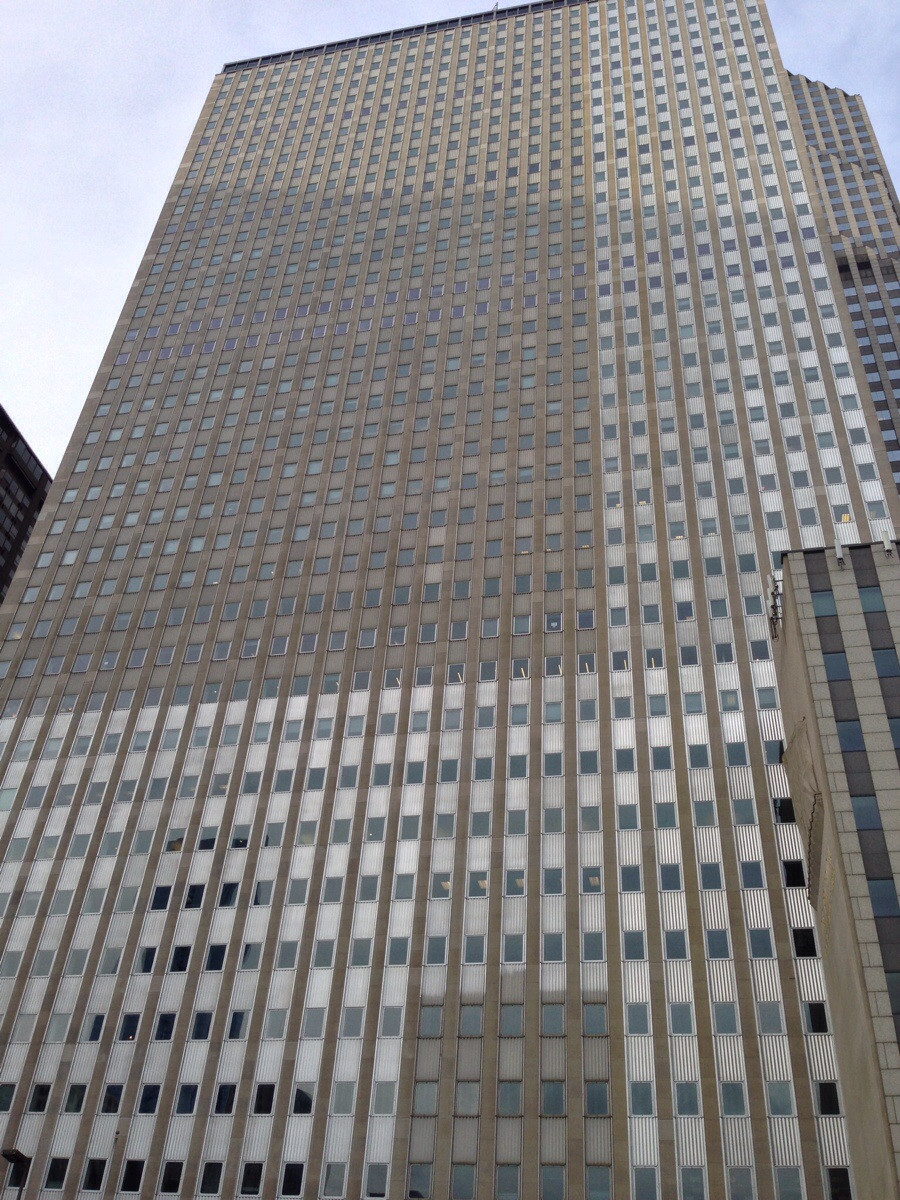 Prudential Builing a Chicago (EEUU)