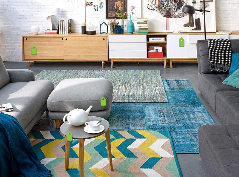 Come rinnovare il soggiorno di casa con 10 consigli low for Rinnovare casa low cost