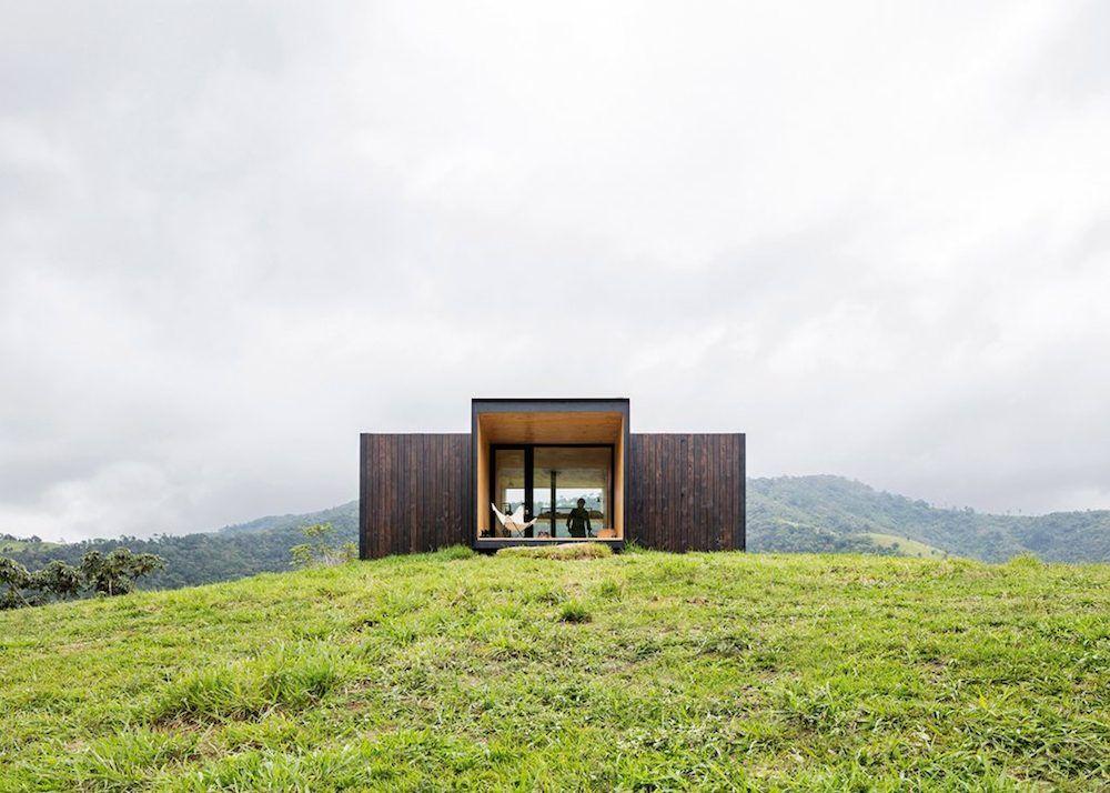 Un disegno modulare con una magnifica vista