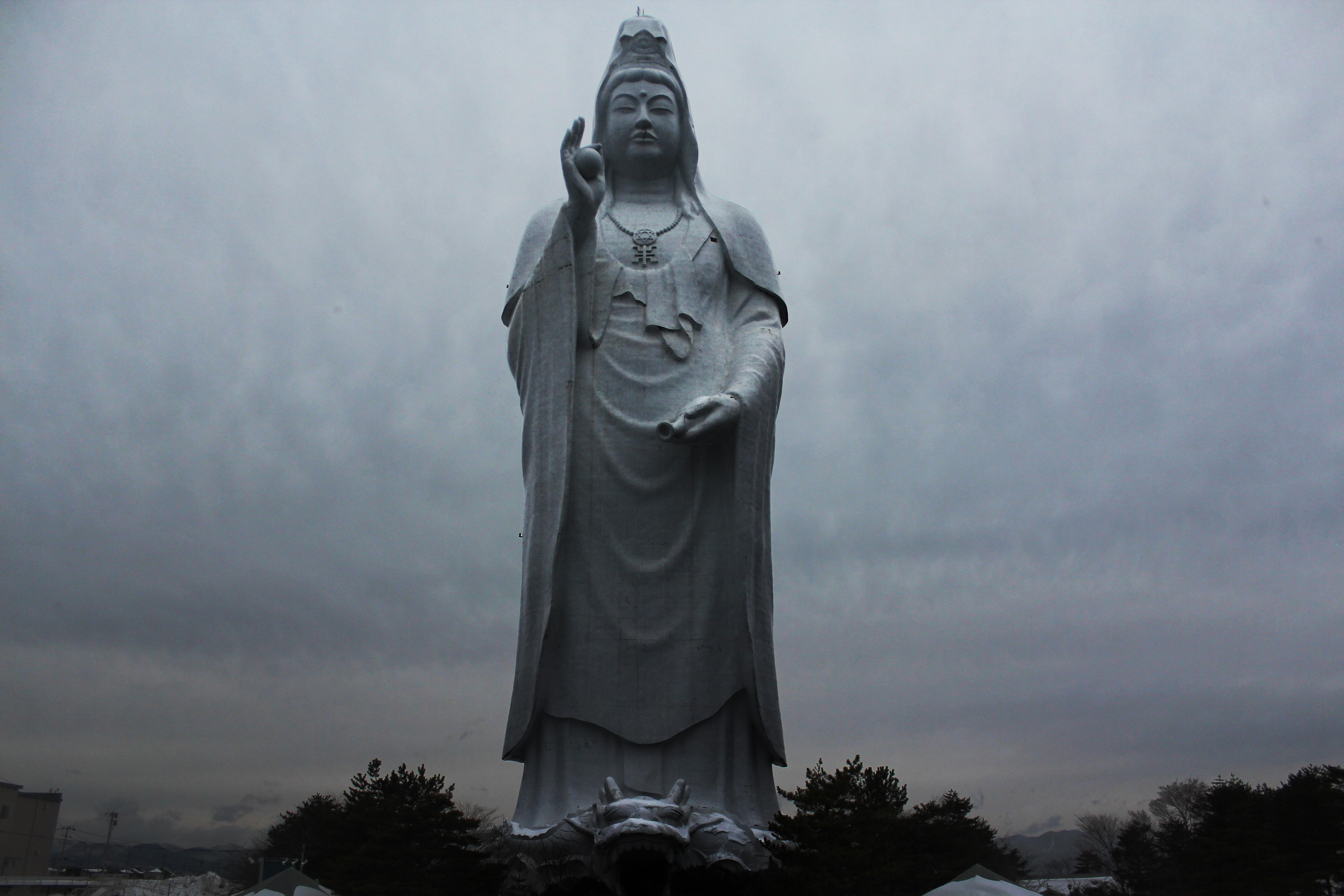 Dai Kannon (100 metri), Sendai (Giappone)