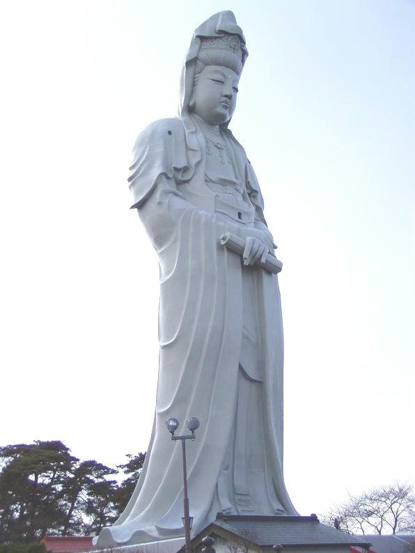 Dai Kannon (88 metri), Ashibetsu (Giappone)