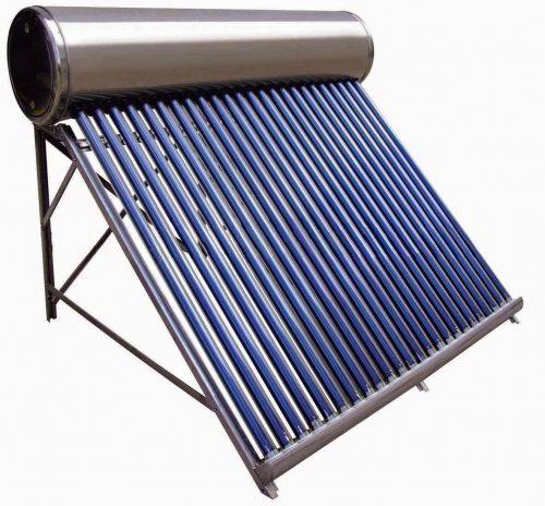 Scaldabagno solare