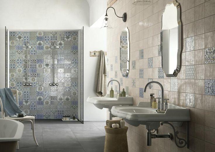 Idee per rifare il bagno cool piastrelle per bagno diverse stile