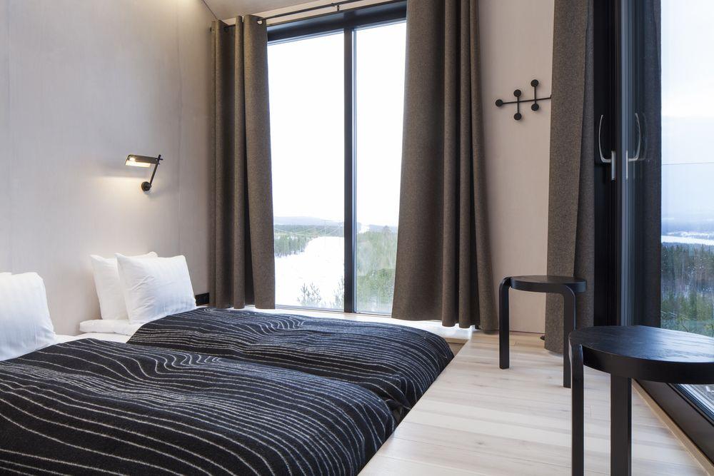 Il Tree Hotel si trova in Svezia / Tree Hotel