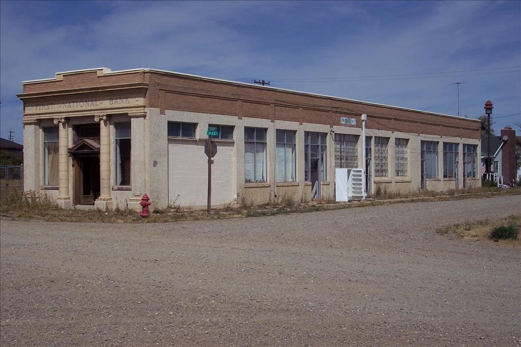 Nella cittadina americana di Rock River si può acquistare la filiale di una banca e farne la propria casa