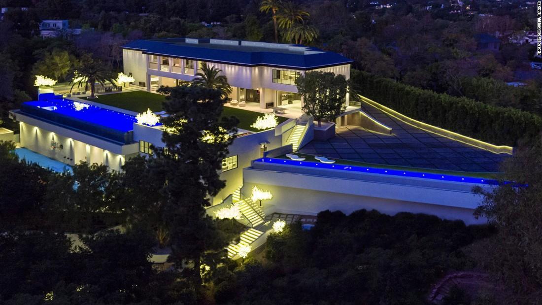 Una super casa in California - 100 milioni di dollari