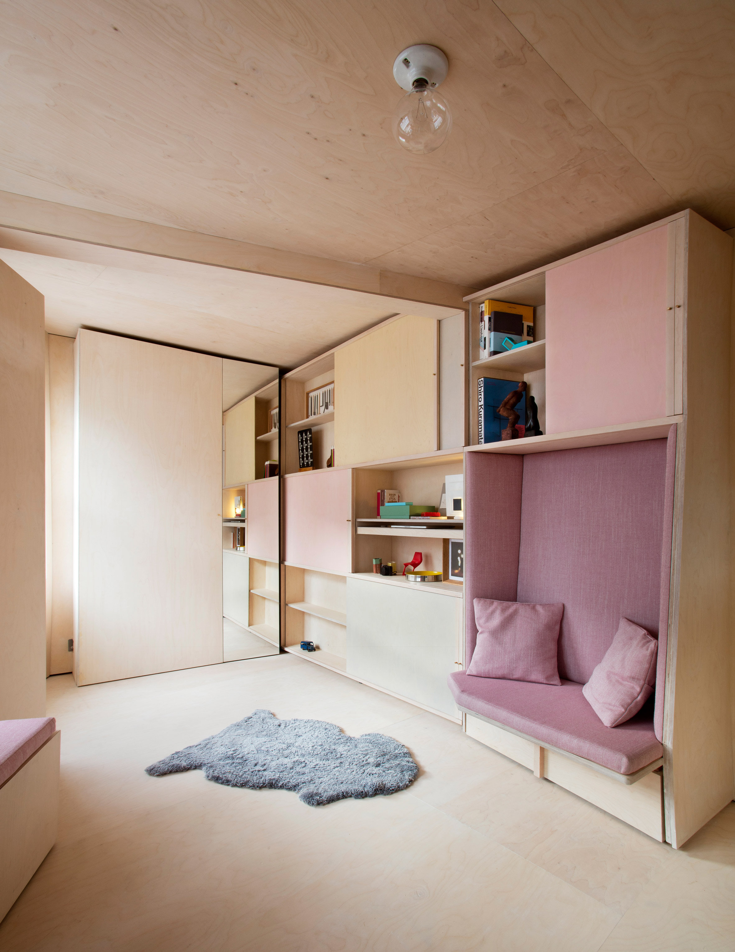 13 m2 per vivere a Londra