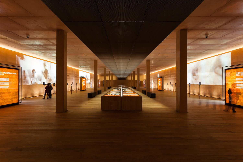 Rivesaltes Memorial Museum, Rivesaltes, @ Rudy Ricciotti
