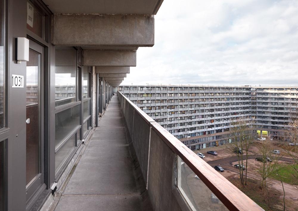 deFlat Kleiburg ad Amsterdam, Olanda / NL Architects; XVW architectuur. @Marcel van der Brug