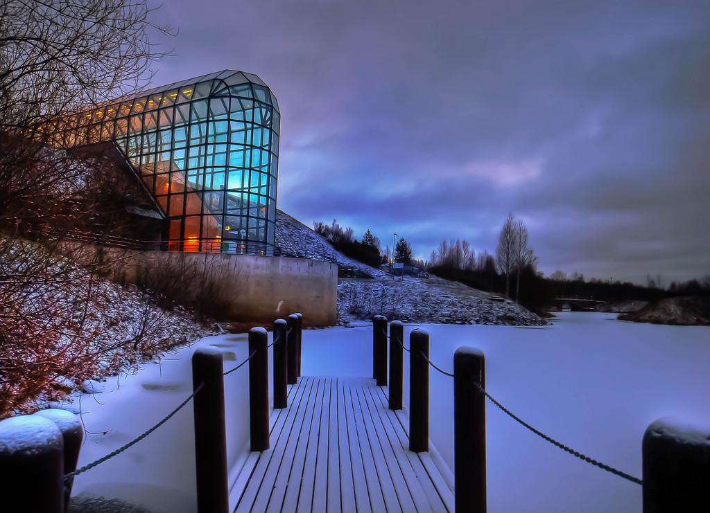 Un museo in Lapponia