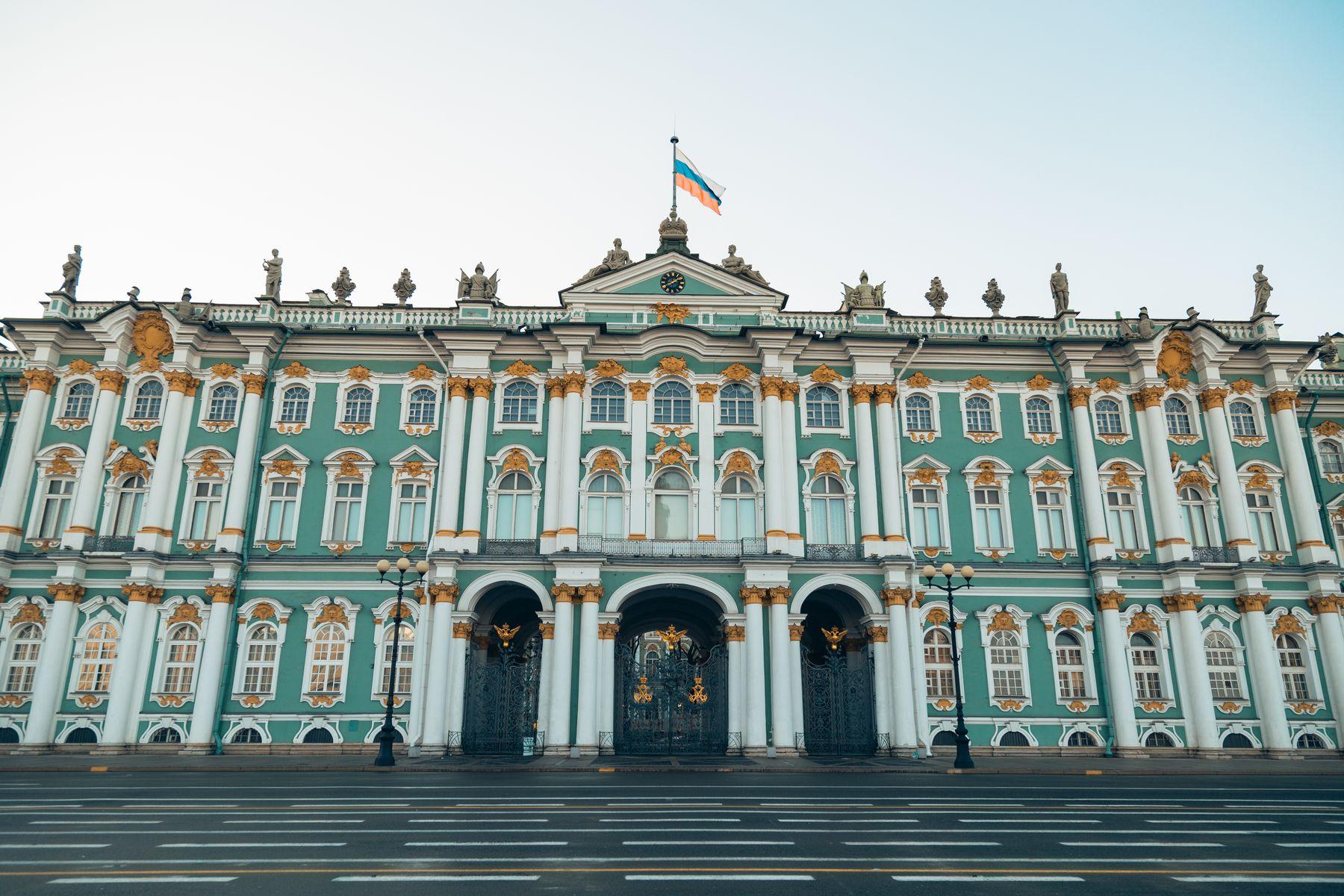 Museo Hermitage (San Pietroburgo, Russia)