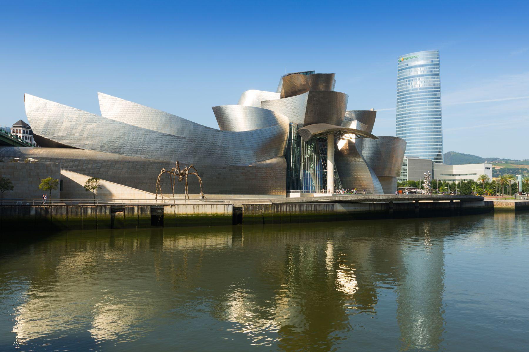 Museo Guggenheim (Bilbao, Spagna)
