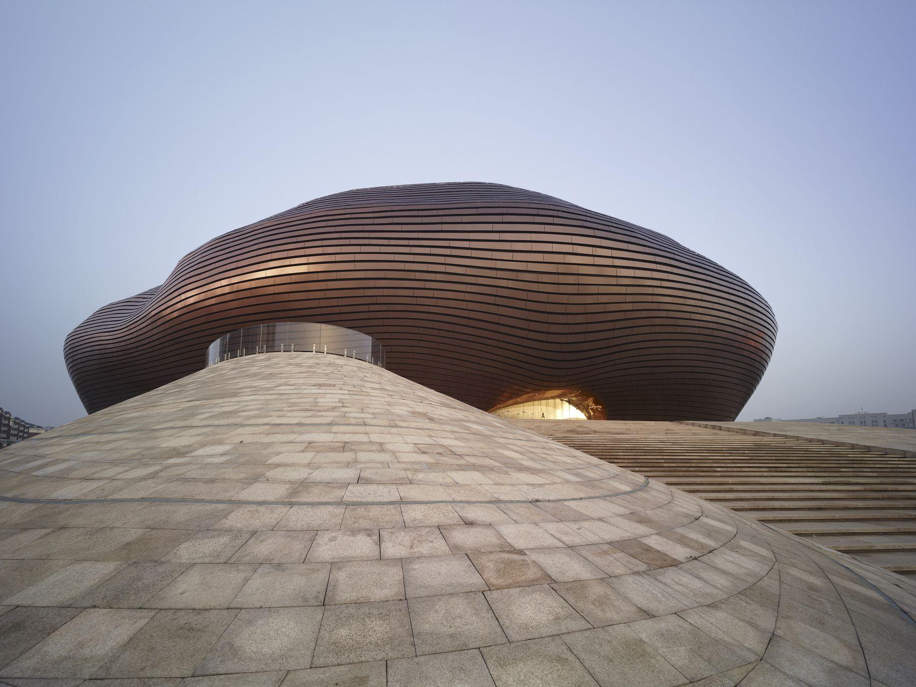 Museo Ordos (Città di Ordos, Cina)
