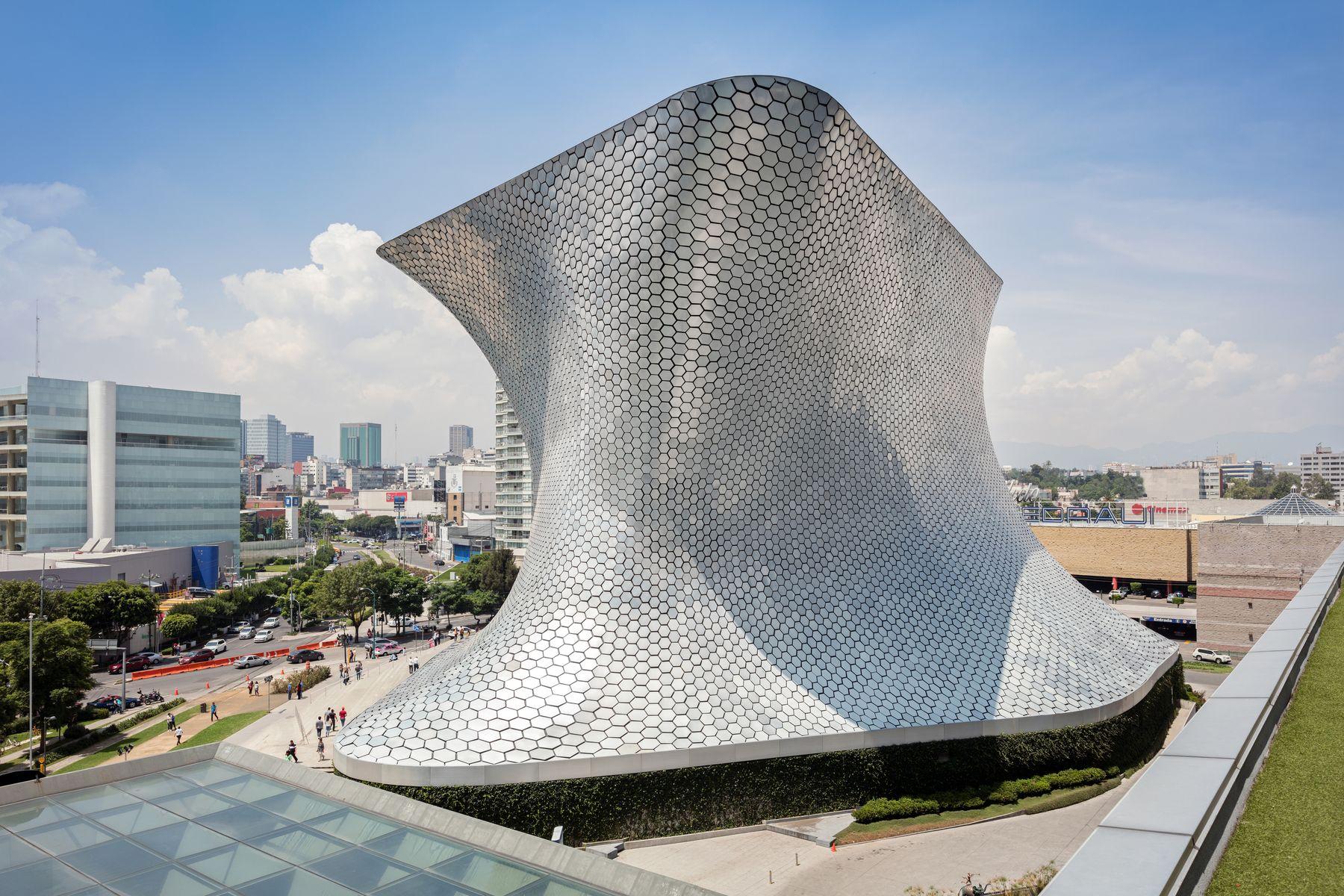 Museo Soumaya (Città del Messico, Messico)