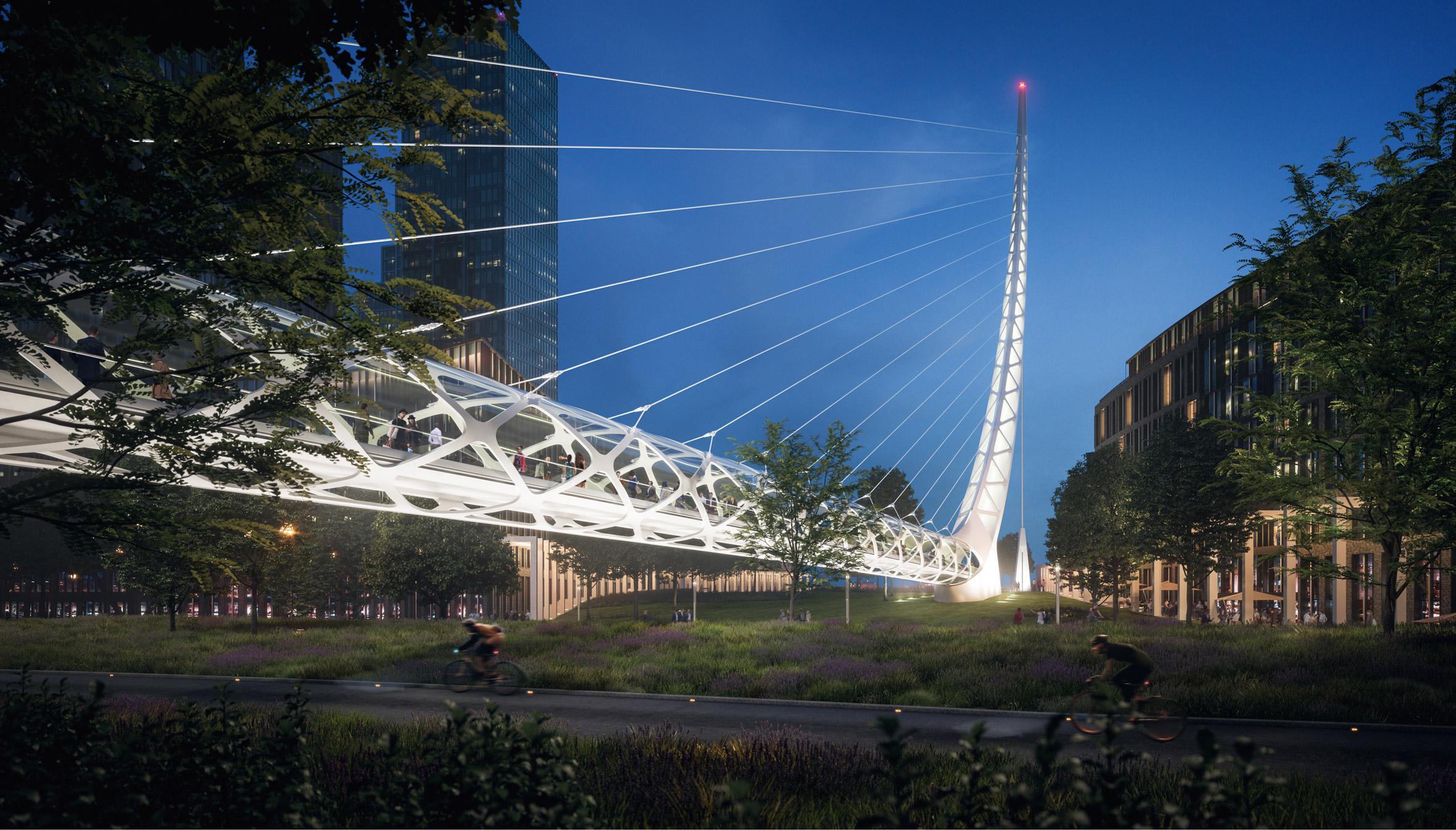 Sarà il più grande progetto di riqualificazione urbana in Europa / Uniform