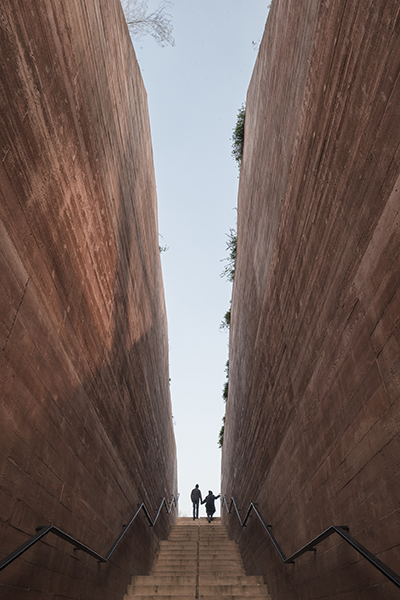 Katyn Museum a Varsovia, Polonia / BBGK Architekci. @BBGK Architekci