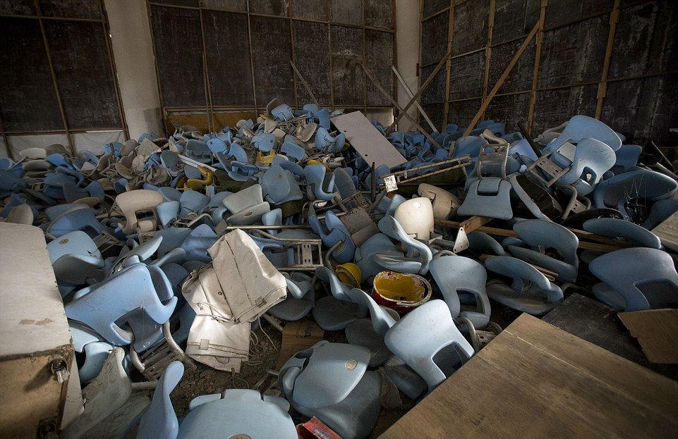 Il comune di Rio non è in grado di sostenere i costi di manutenzione / Daily Mail
