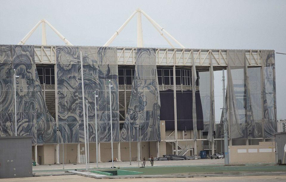 Ad appena cinque mesi dalla cerimonia di chiusura dei Giochi Paralimpici di Rio / Daily Mail