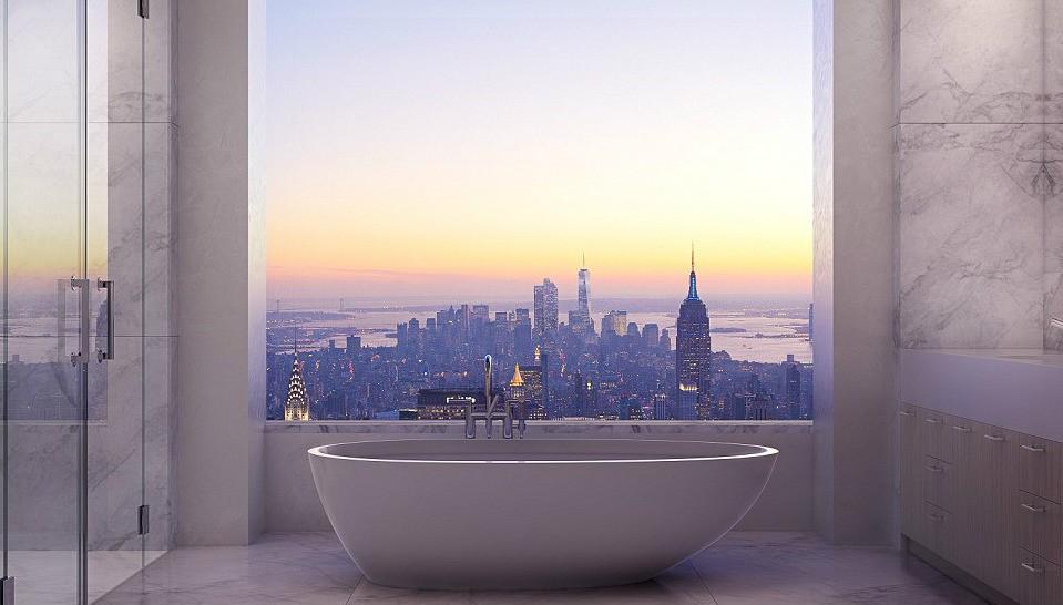 Un attico nel cuore di Manhattan - 87,7 milioni di dollari