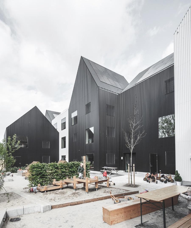 Un'infanzia in bianco e nero (Copenaghen, Danimarca)