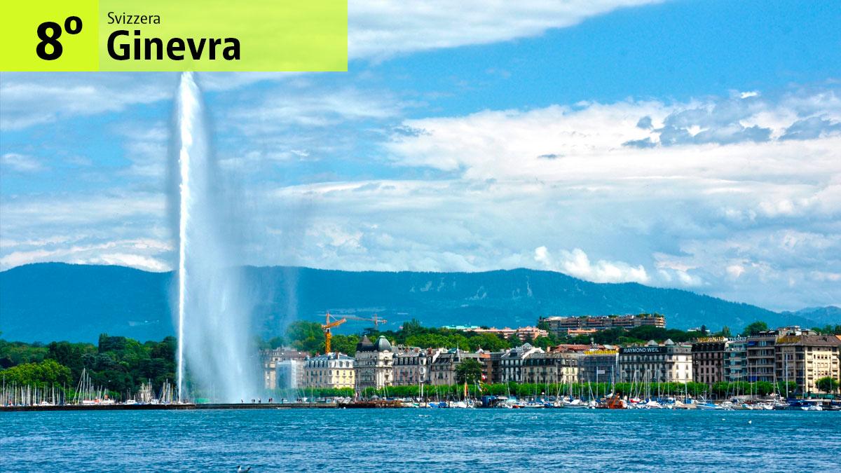 8º Ginevra, Svizzera / The Stocks