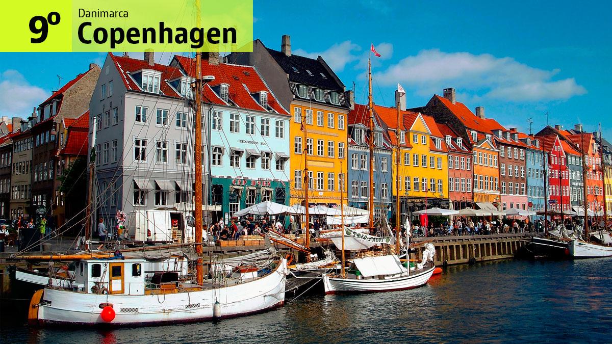 9º Copenhagen, Danimarca / The Stocks