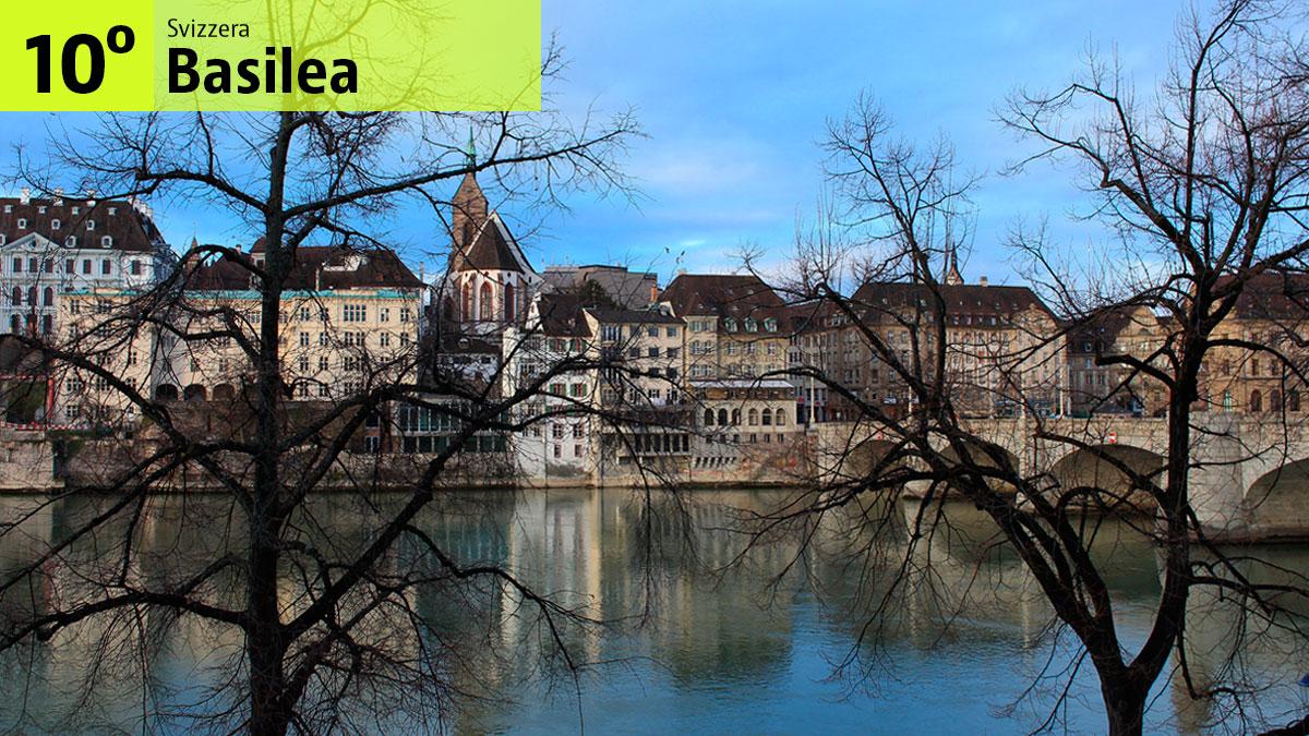 10º Basilea, Svizzera / The Stocks