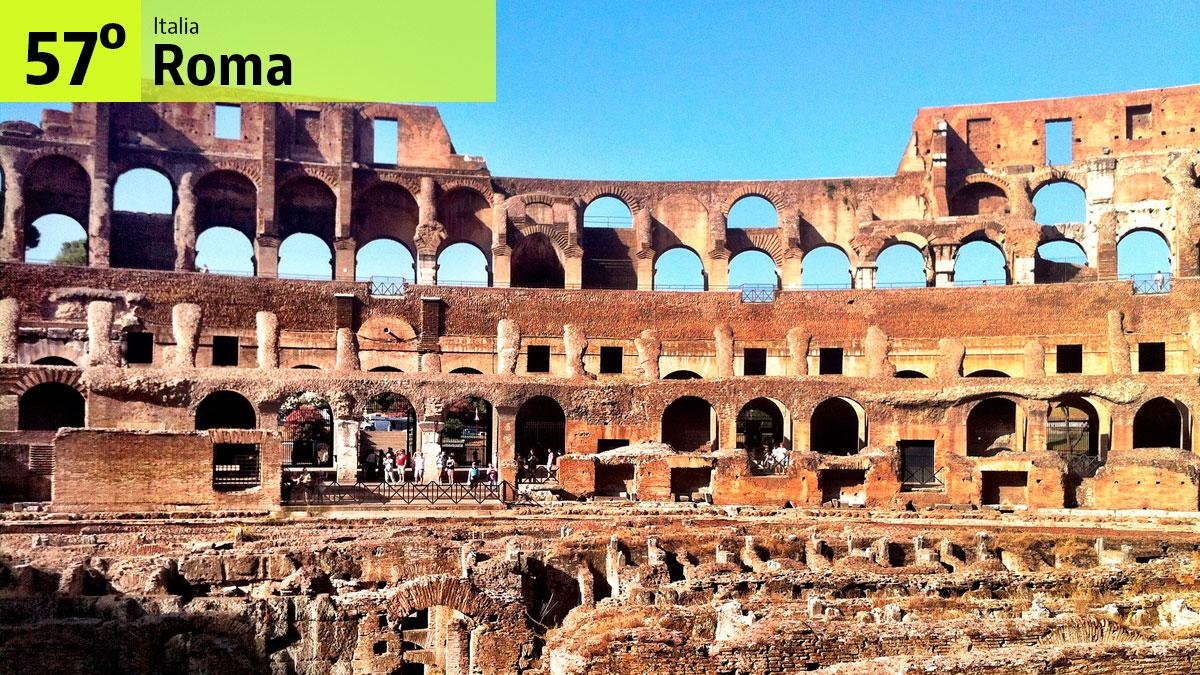 57º Roma, Italia / The Stocks