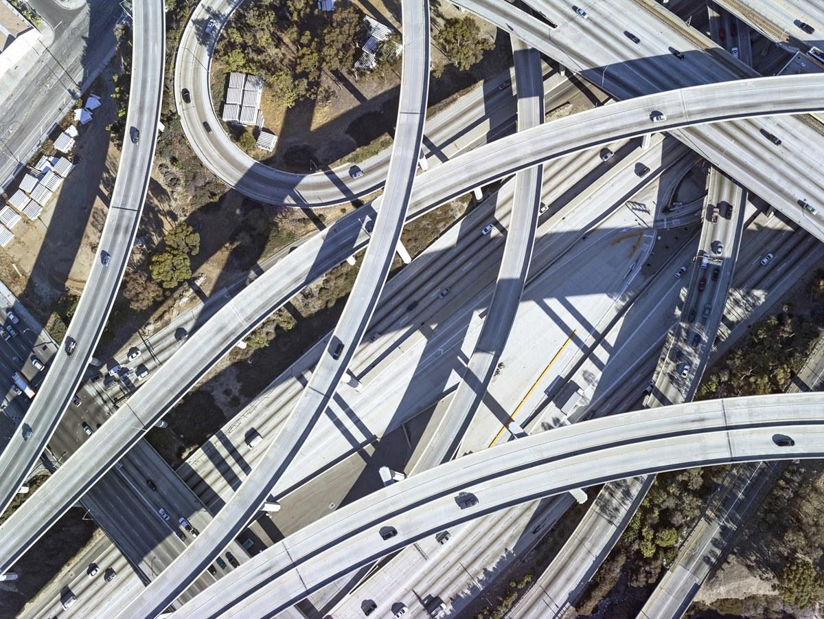 Autostrada di Los Angeles