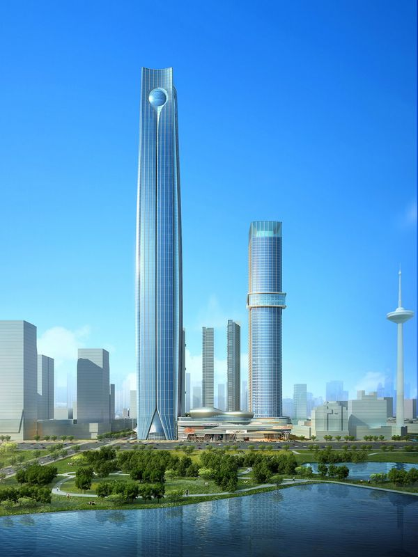 Baonen Shenyang Global Financial Center