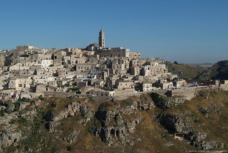 I Sassi di Matera, Basilicata / FAI