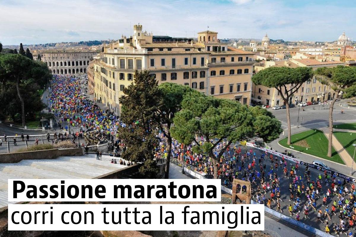 Le maratone più belle d'Italia