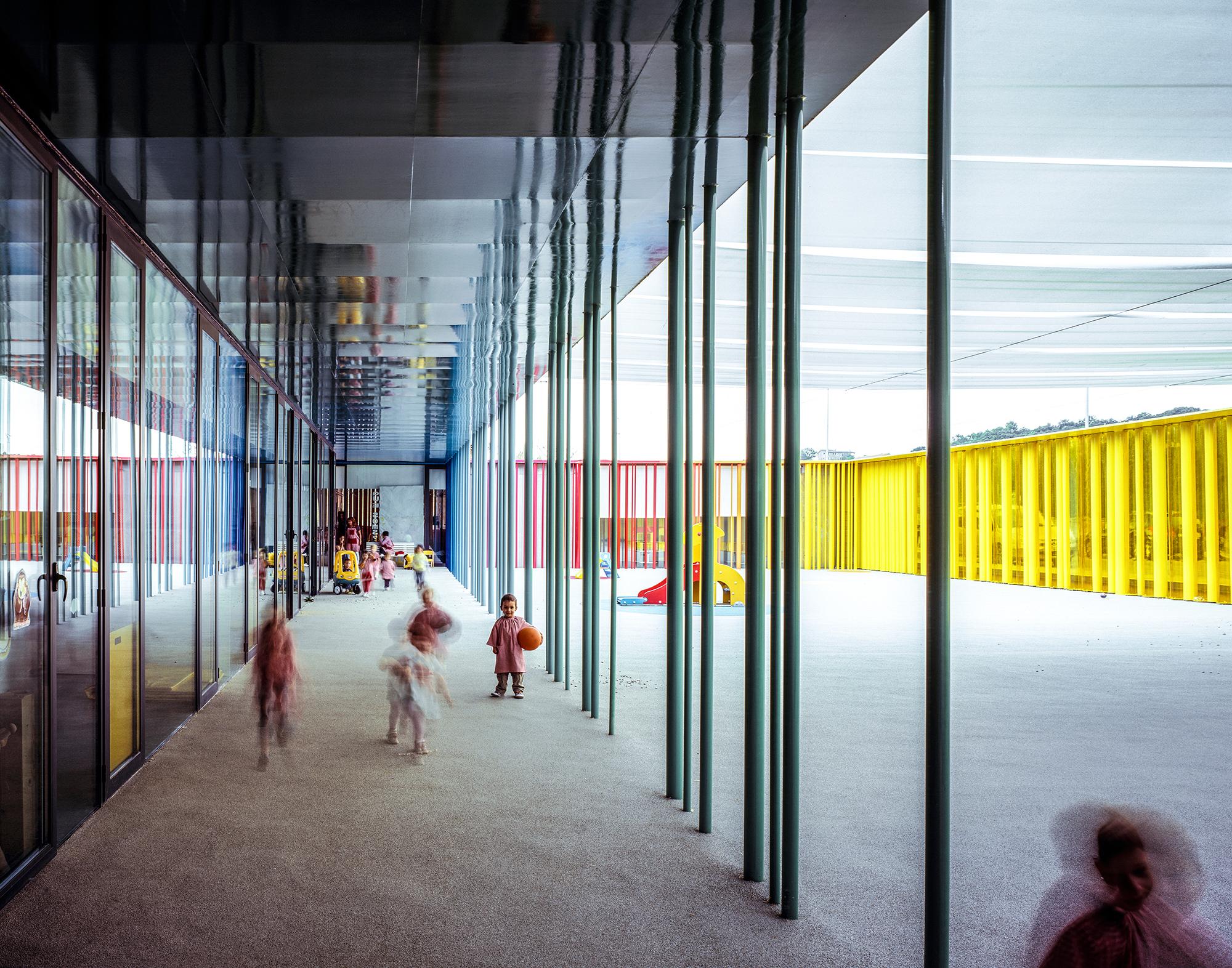 Scuola materna El petit Comte (Besalú, Girona)