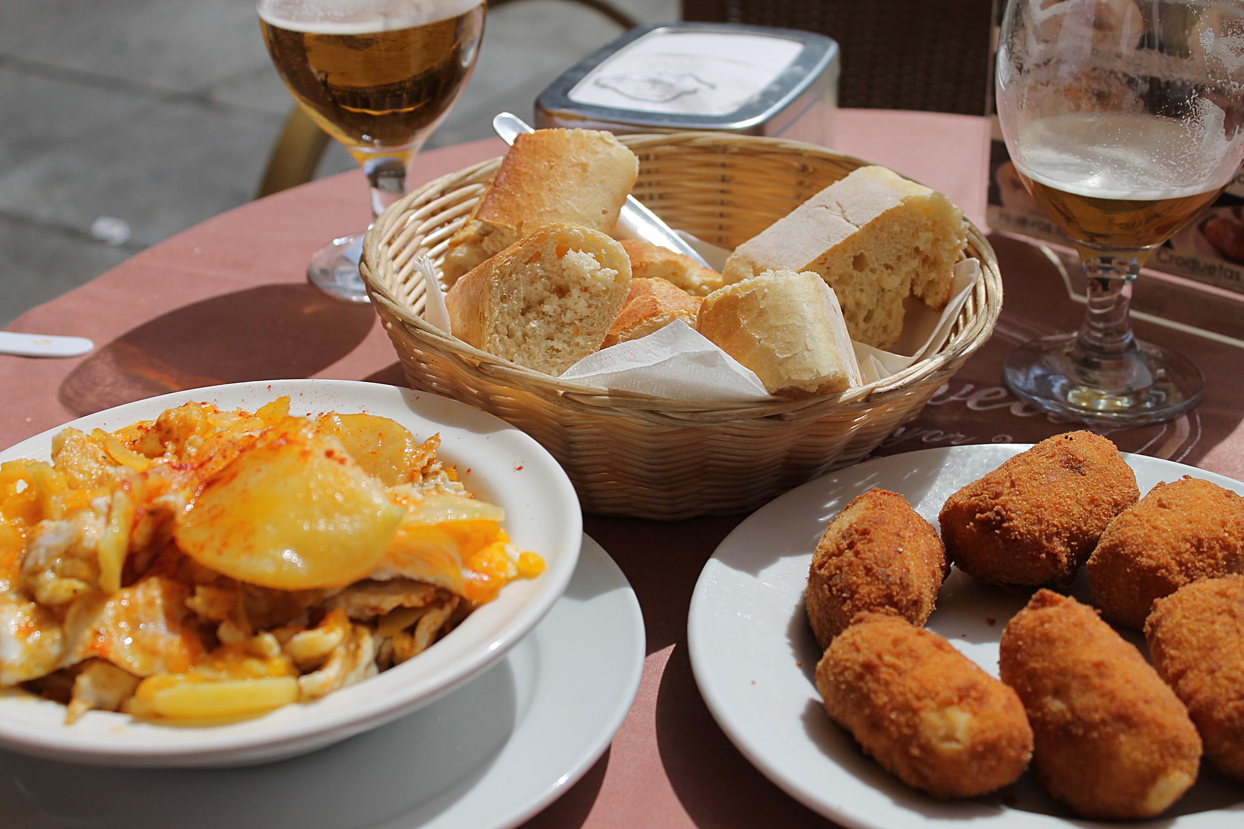 """Le migliori """"tapas"""" di Spagna"""