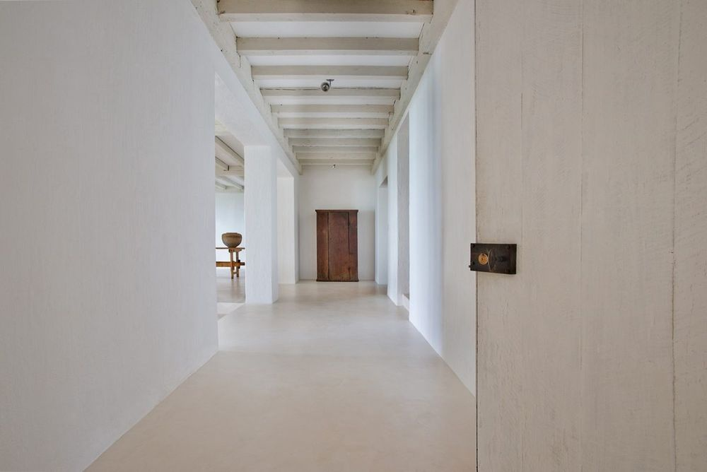 Un dettaglio dell'interno / Architectural Digest
