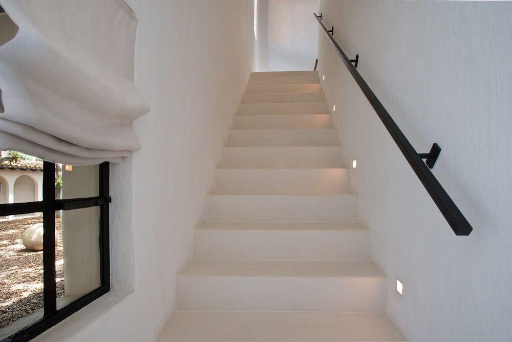 La scala interna / Architectural Digest