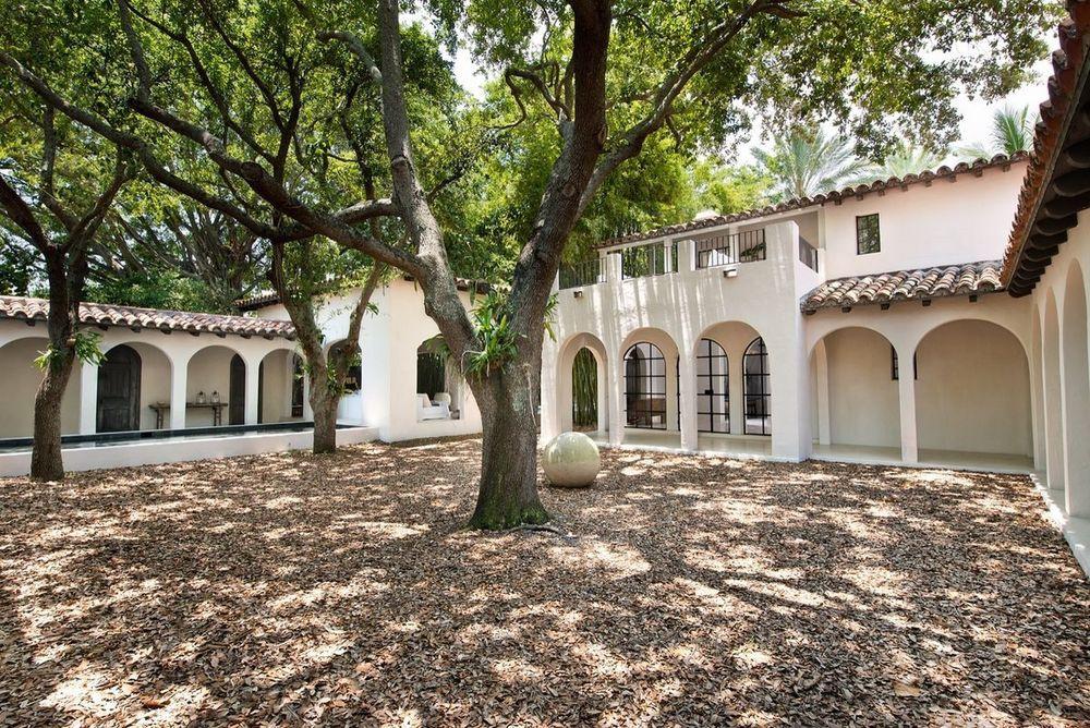 La casa a Miami di Calvin Klein / Architectural Digest