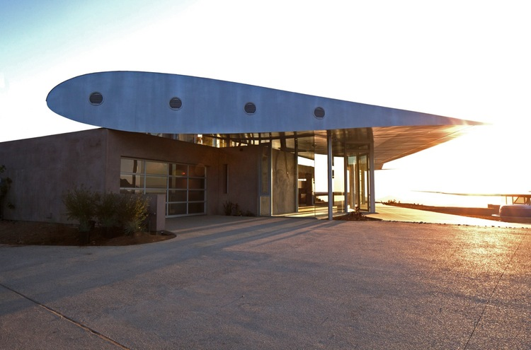 A idearla lo studio di architettura David Hertz / Wing House. David Hertz EAIA