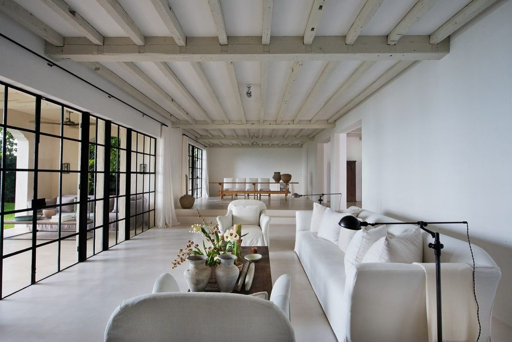 Il prezzo è stato ribassato di 3 milioni di dollari rispetto all'importo richiesto nel 2015 / Architectural Digest