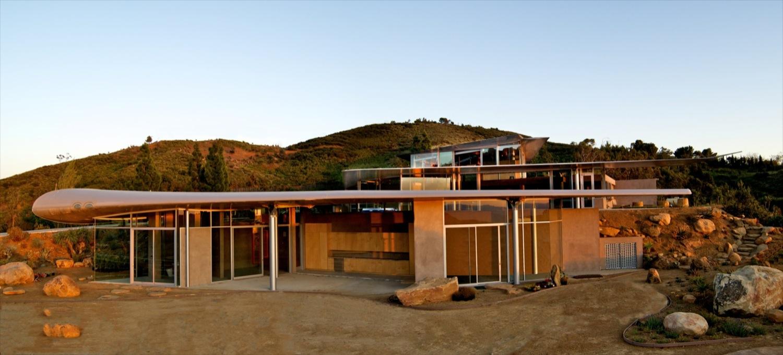 La casa / Wing House. David Hertz EAIA